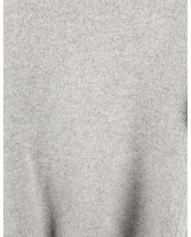 Pull ample à col entonnoir et poche FEDELI