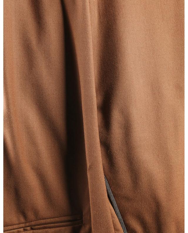 Pantalon fuselé Jogging-Fit en laine stretch Gubbio FABIANA FILIPPI