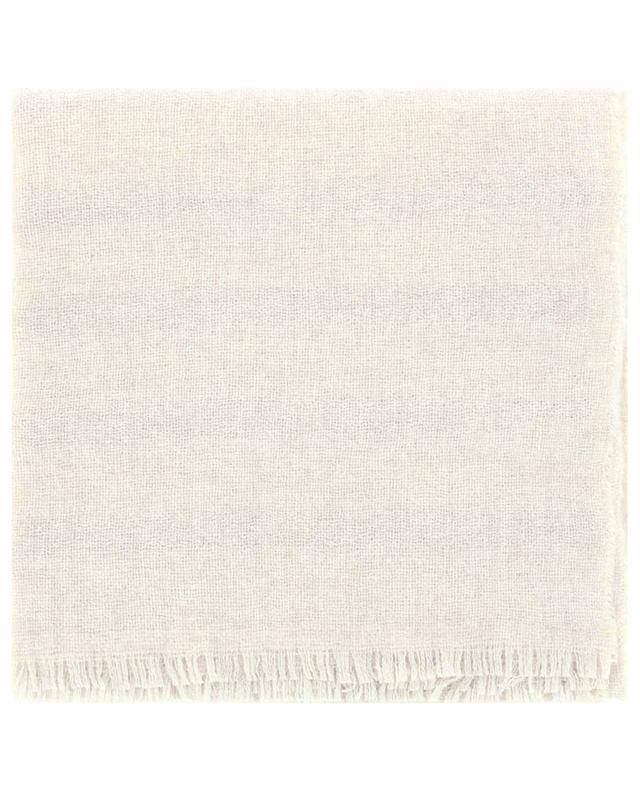 Écharpe scintillante tissée en laine et cachemire FABIANA FILIPPI