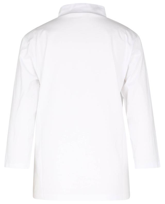 T-shirt en jersey à manches 3/4 à perles TERRA FABIANA FILIPPI