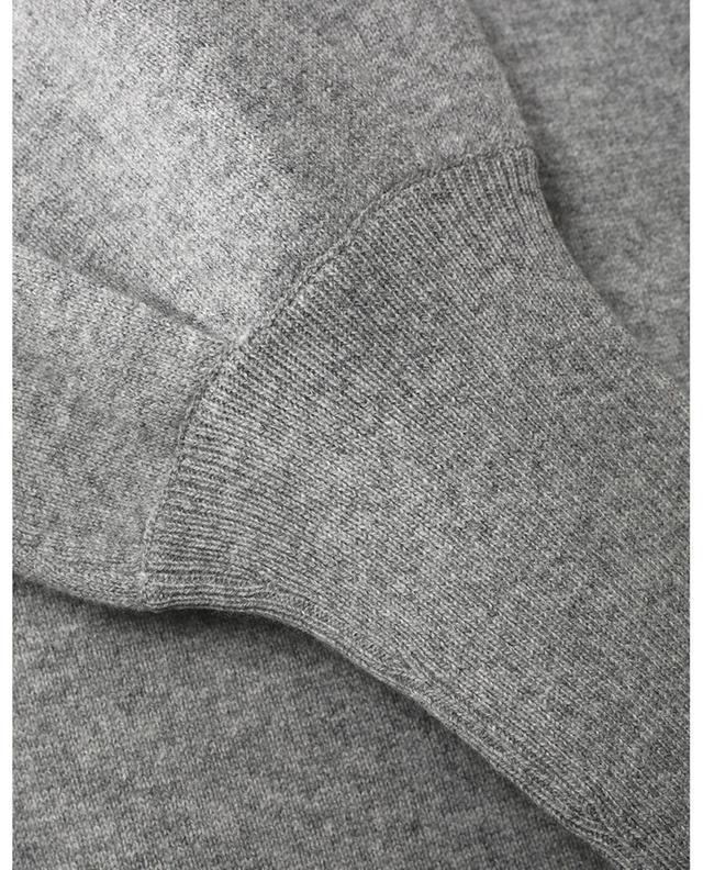 Cardigan ouvert à col châle avec ceinture FABIANA FILIPPI