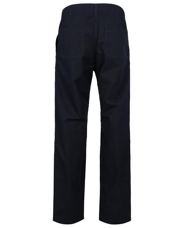 Pantalon en coton mélangé à taille élastiquée Youri A.P.C.