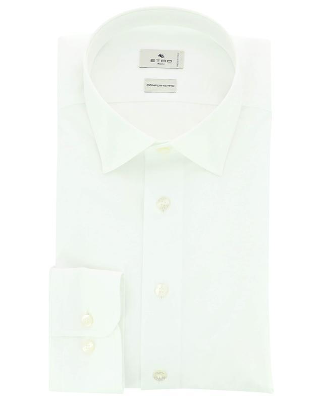 Paisley patterned cotton jacquard shirt ETRO