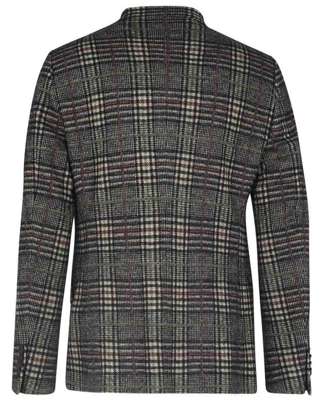 Blazer en jersey doux orné de carreaux prince-de-galles ETRO
