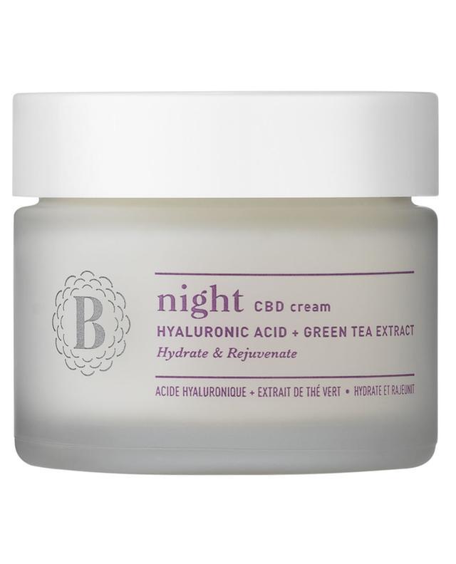 Crème de nuit au CBD - 50 ml BLOSSOM SWISS