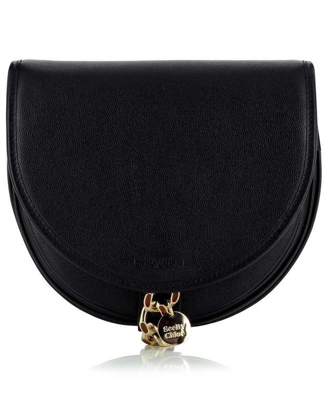 Sac porté épaule en cuir détail chaîne Mara SEE BY CHLOE