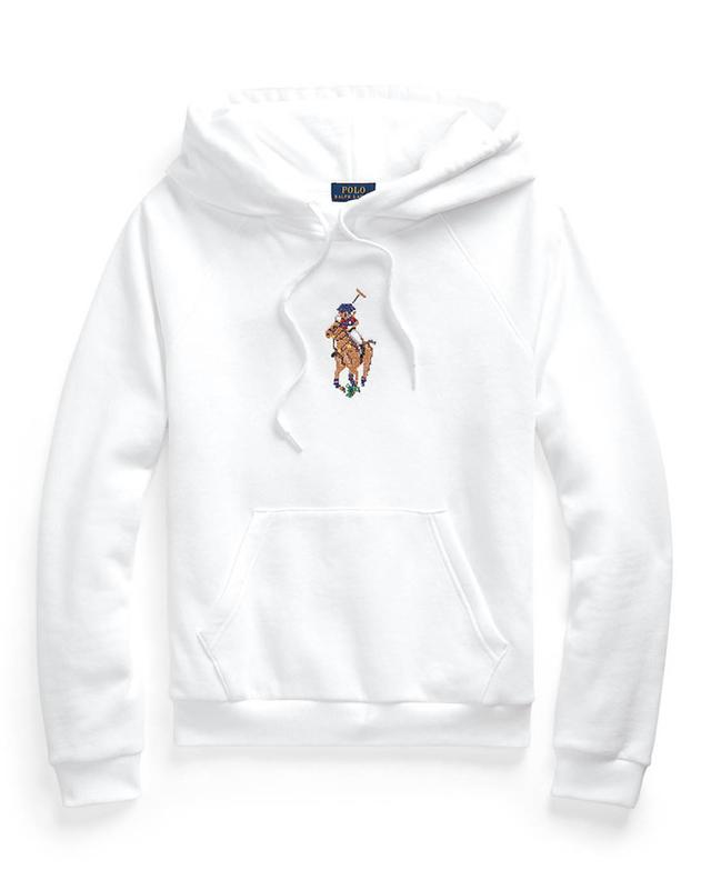 Sweat-shirt à capuche brodé Polo Bear POLO RALPH LAUREN