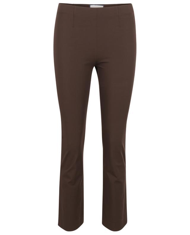 Pantalon raccourci droit en coton technique Cindessa SEDUCTIVE