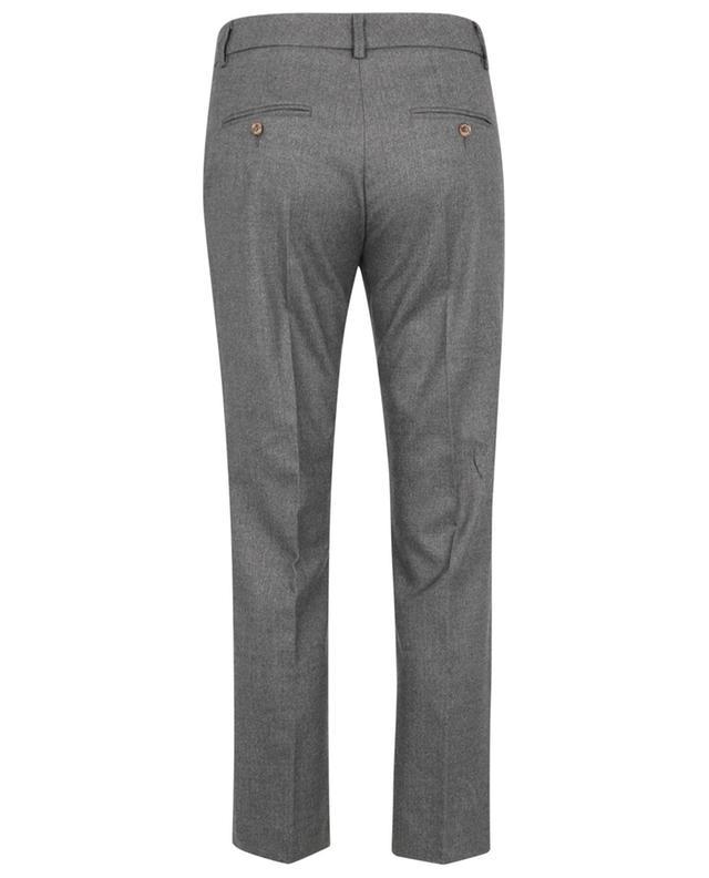 Pantalon droit en laine mélangée Mary Cashmere Touch SEDUCTIVE