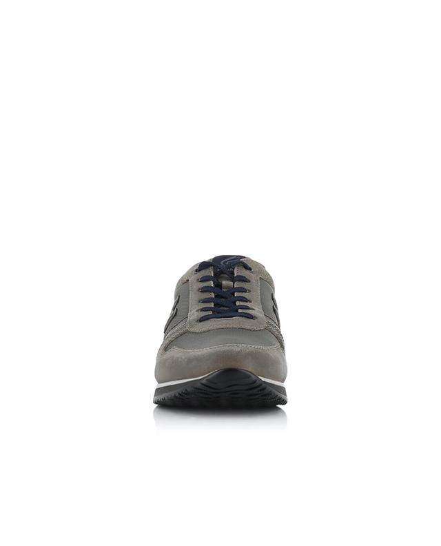 Sneakers aus Netzgewebe, Leder und Wildleder HOGAN
