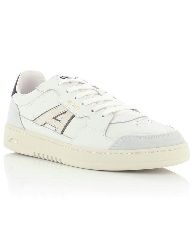 Baskets blanches en cuir et daim Ace A AXEL ARIGATO