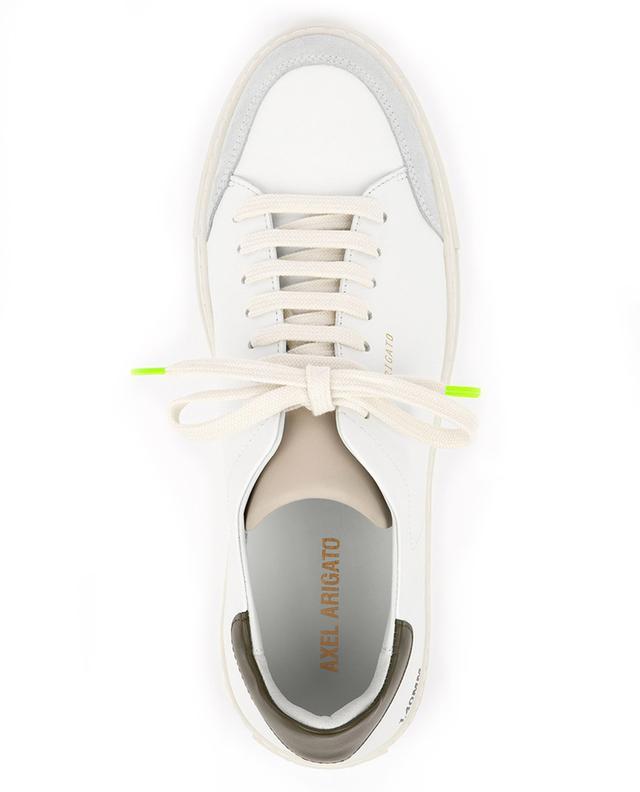 Baskets blanches et noires Clean 90 Triple AXEL ARIGATO