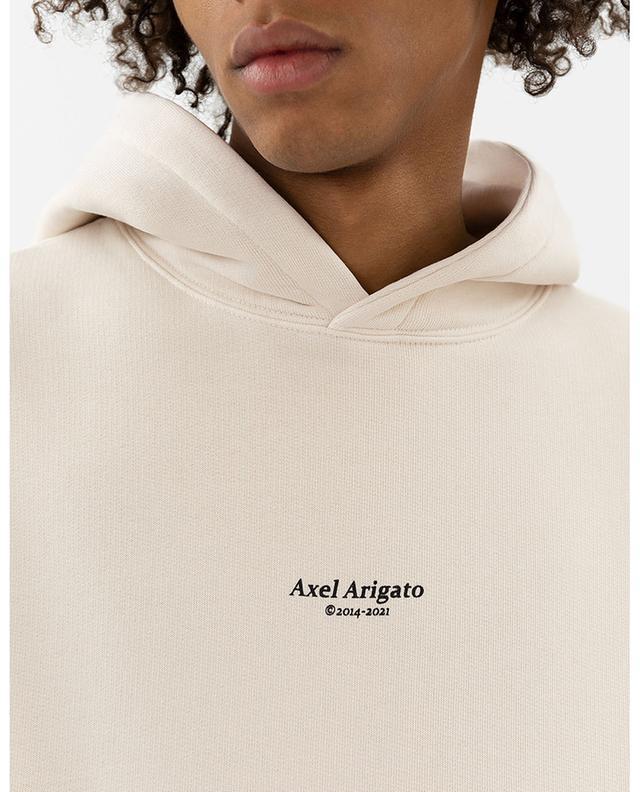 Sweat-shirt à capuche orné du logo Focus AXEL ARIGATO