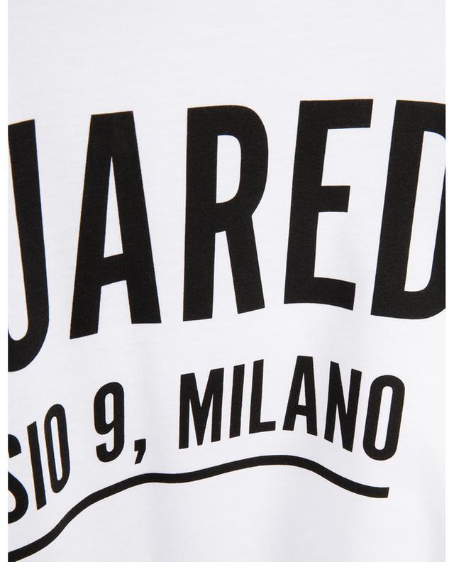 T-shirt à manches courtes imprimé Ceresio Cool Fit DSQUARED2