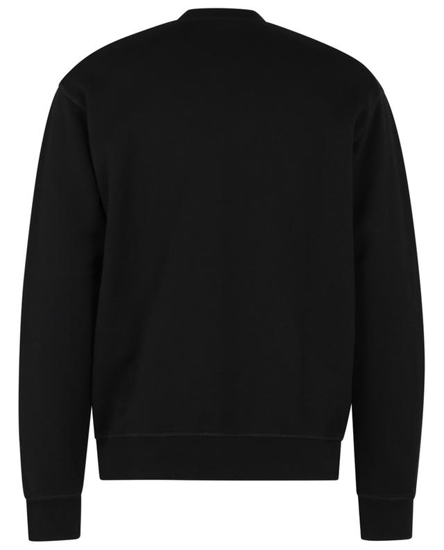 Sweat-shirt à col rond Ceresio 9, Milano Cool Fit DSQUARED2