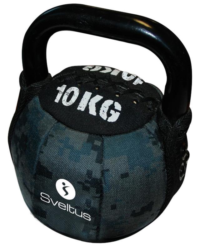 Soft kettlebell 10 kg SVELTUS