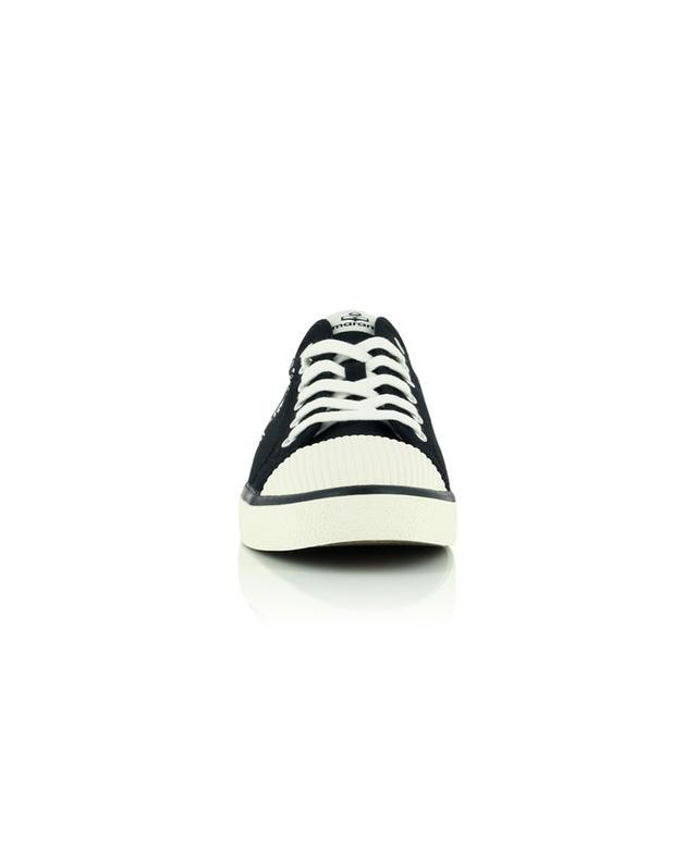 Baskets basses à lacets en toile imprimée logo Binkooh ISABEL MARANT