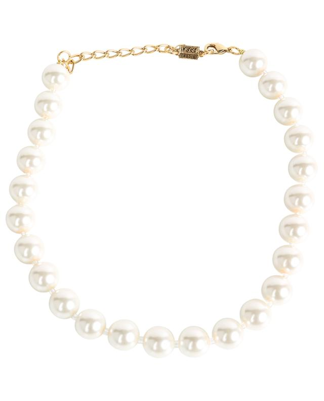 Collier en perles PER285 POGGI