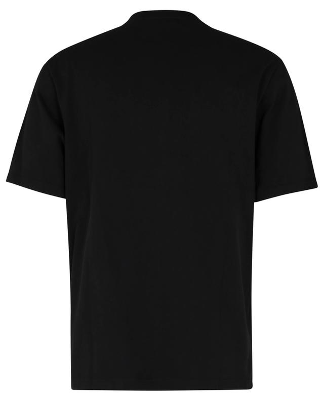 T-shirt à manches courtes brodé Rouge Bee Bird AXEL ARIGATO