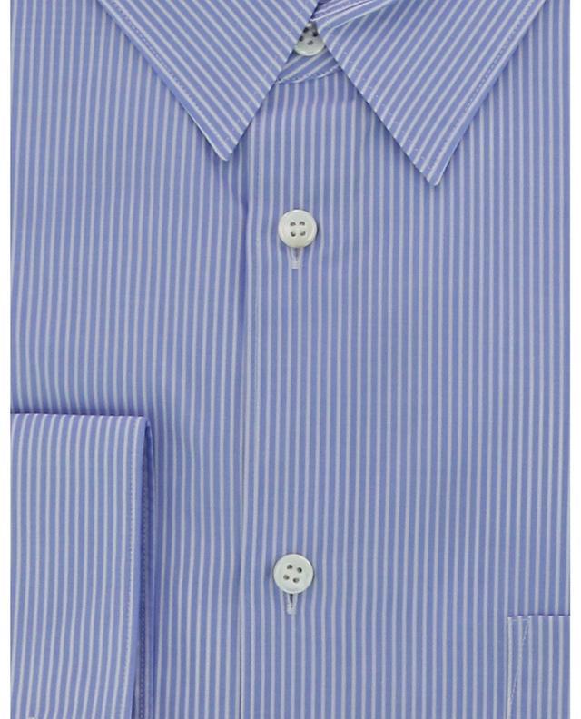 Chemise en coton rayée à manches longues COMME DES GARCONS SHIRT