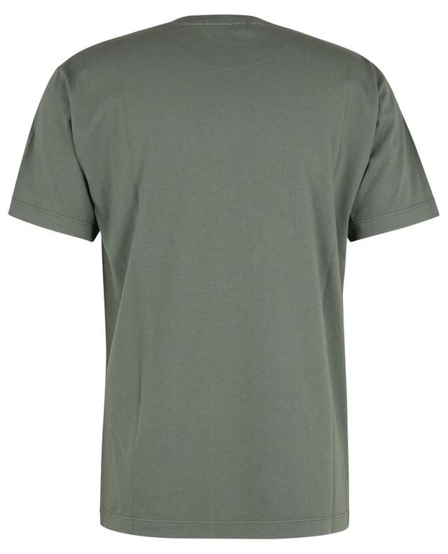 T-shirt manches courtes imprimé logo Compass STONE ISLAND