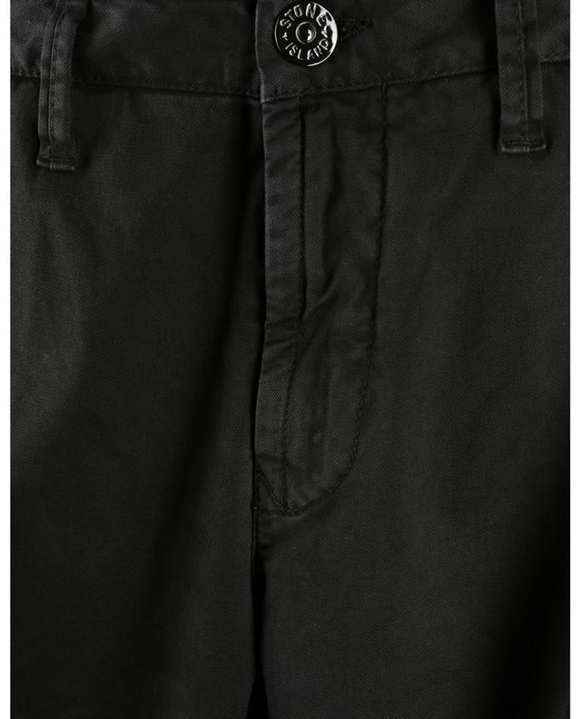 Pantalon cargo slim en coton Compass STONE ISLAND
