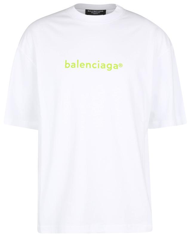 T-shirt à manches courtes New Copyright Medium Fit BALENCIAGA