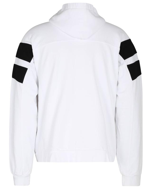 Sweat-shirt zippé à capuche en molleton Spory B Tracksuit Hoodie BALENCIAGA