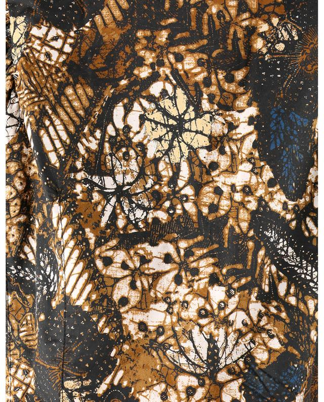 Blouse en coton imprimée Wax Prudence ULLA JOHNSON