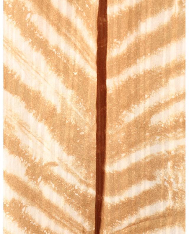 Blouse imprimée tie-dye tigre Madena ULLA JOHNSON