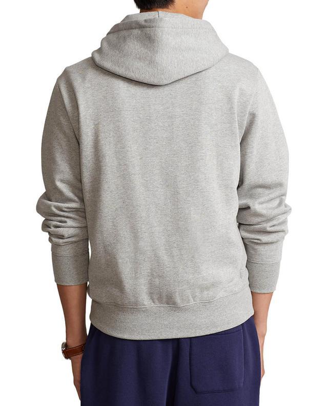 Sweat-shirt à capuche logo bouclette PRL 67 POLO RALPH LAUREN