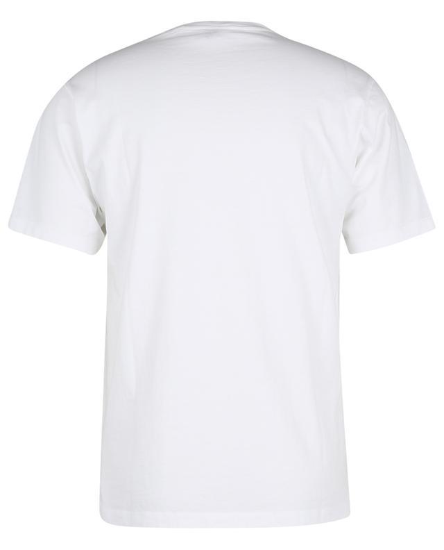 T-shirt slim en jersey imprimé Classic Tiger KENZO