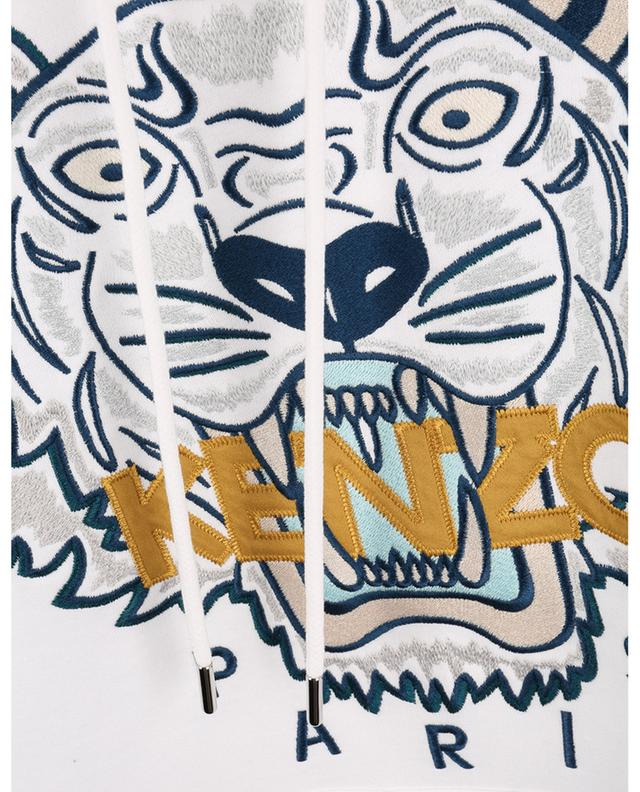 Sweat-shirt à capuche imprimé Classic Tiger KENZO