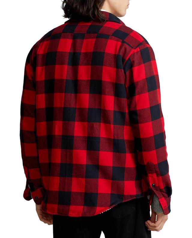 Chemise à carreaux en sergé Classic Fit POLO RALPH LAUREN