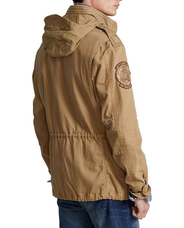 Parka en coton Iconic Field Jacket POLO RALPH LAUREN