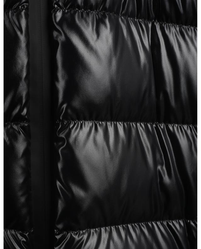 Doudoune courte à capuche amovible Cuvellier MONCLER