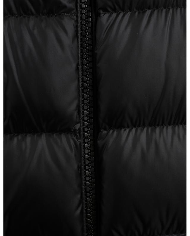 Doudoune à capuche brodée logo Salzman MONCLER