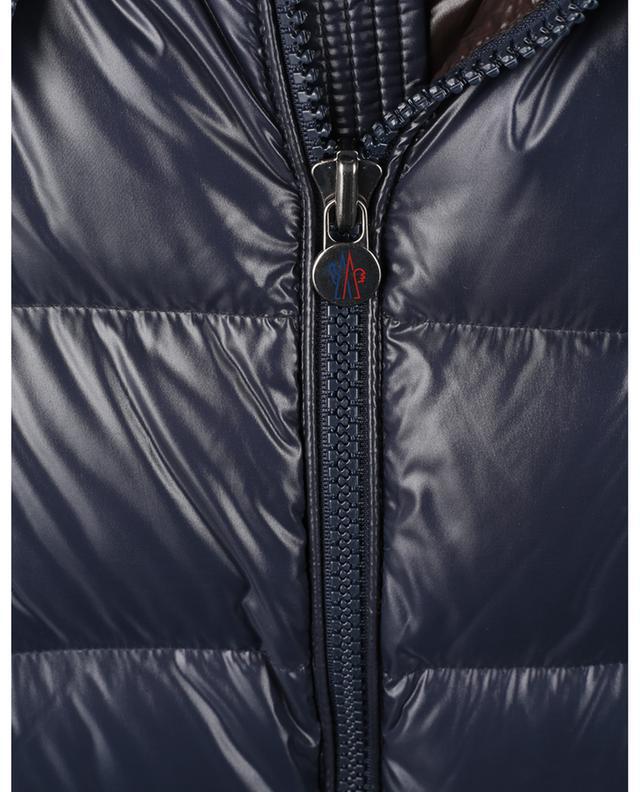 Doudoune avec capuche en nylon matelassé Maya MONCLER