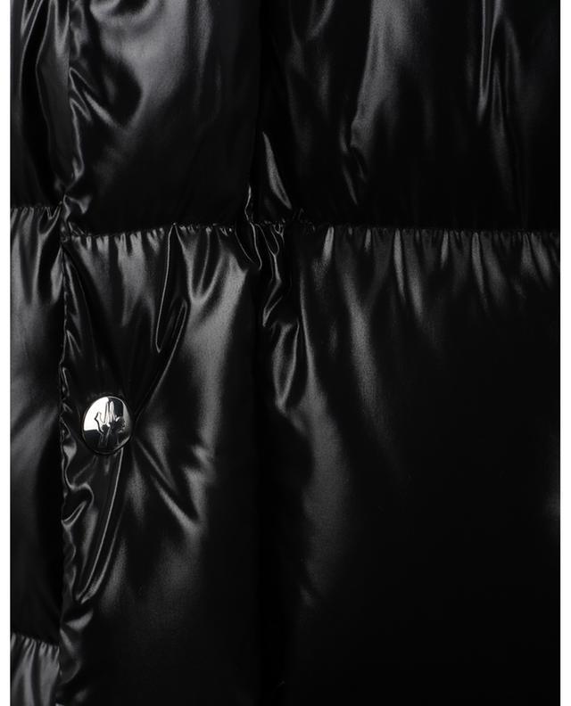 Doudoune longue en nylon laqué Hanoverian MONCLER