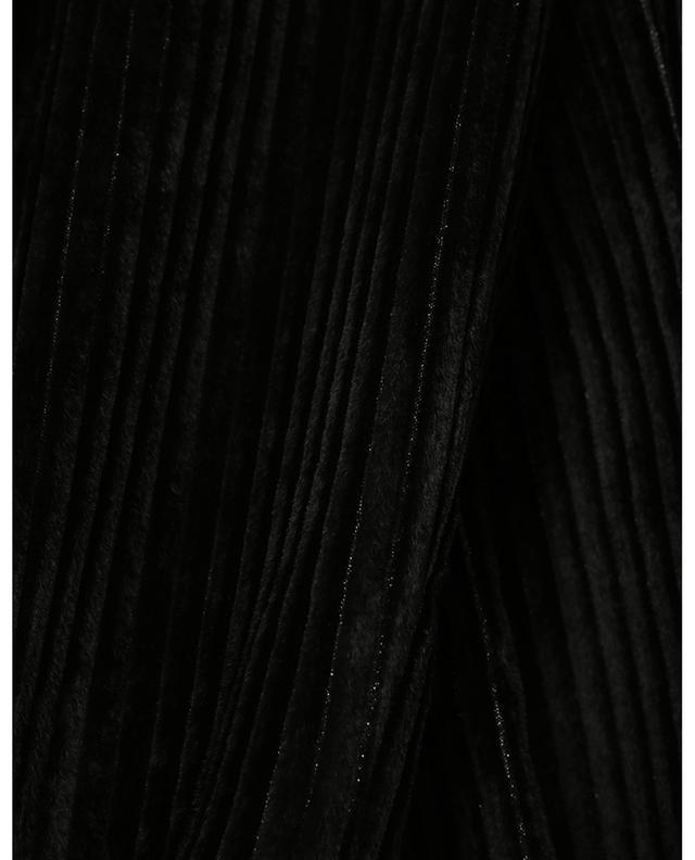 Pantalon en velours côtelé scintillant Gubbio FABIANA FILIPPI