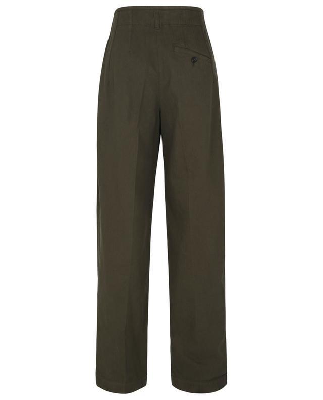 Pantalon large taille haute en denim ETRO