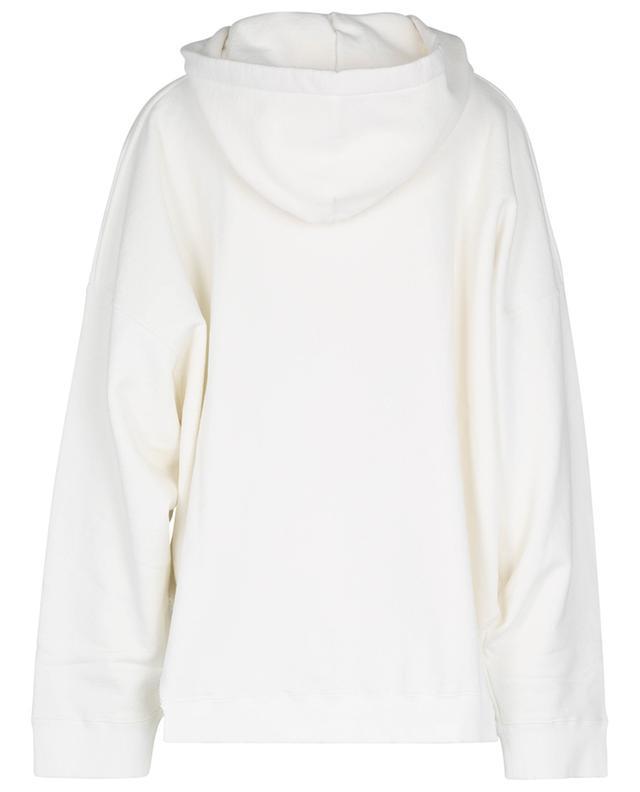 Sweat-shirt à capuche esprit poncho Pegaso ETRO