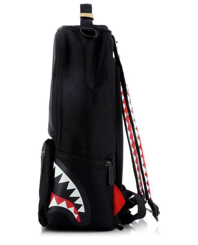 Sac à dos en nylon Side Shark SPRAYGROUND