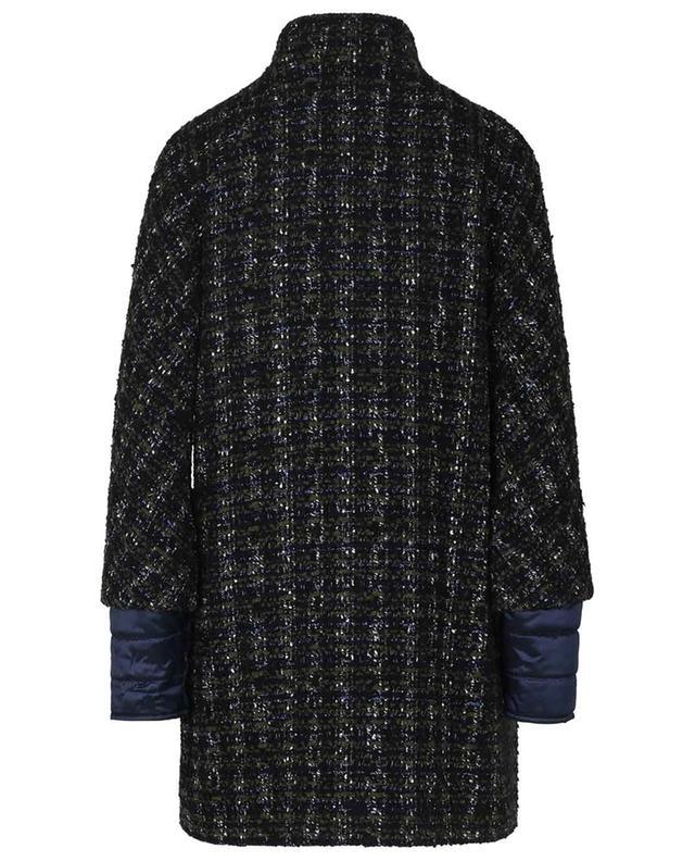 Veste ouatée en laine mélangée multiolore CINZIA ROCCA