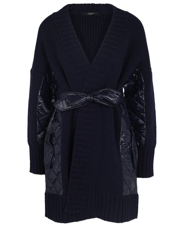 Manteau trois-quars en laine Sahara WEEKEND MAX MARA