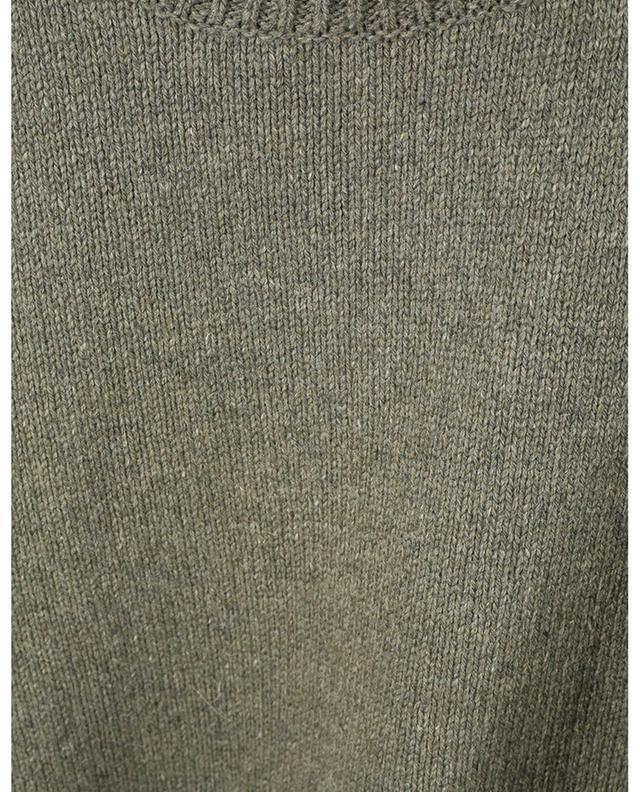 Pull ample à col rond en laine mélangée recyclée UNIVERSAL WORKS