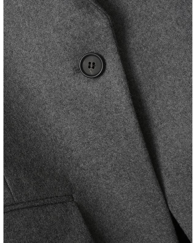 Blazer à boutonnage simple en feutre de laine BARBARA BUI