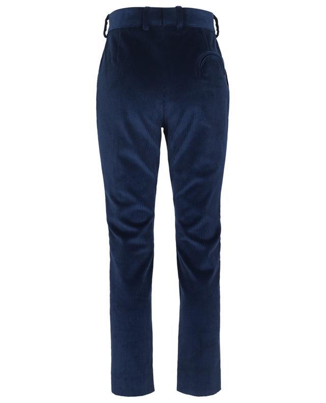 Pantalon en velours côtelé Classic Touch Royal Blaise BLAZE MILANO