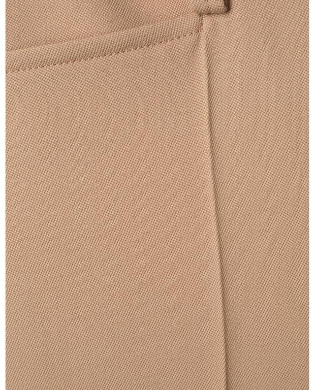 Pantalon large en laine CHLOE