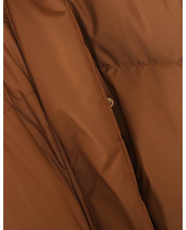 Doudoune ample avec ceinture Puff New Iconic KHRISJOY